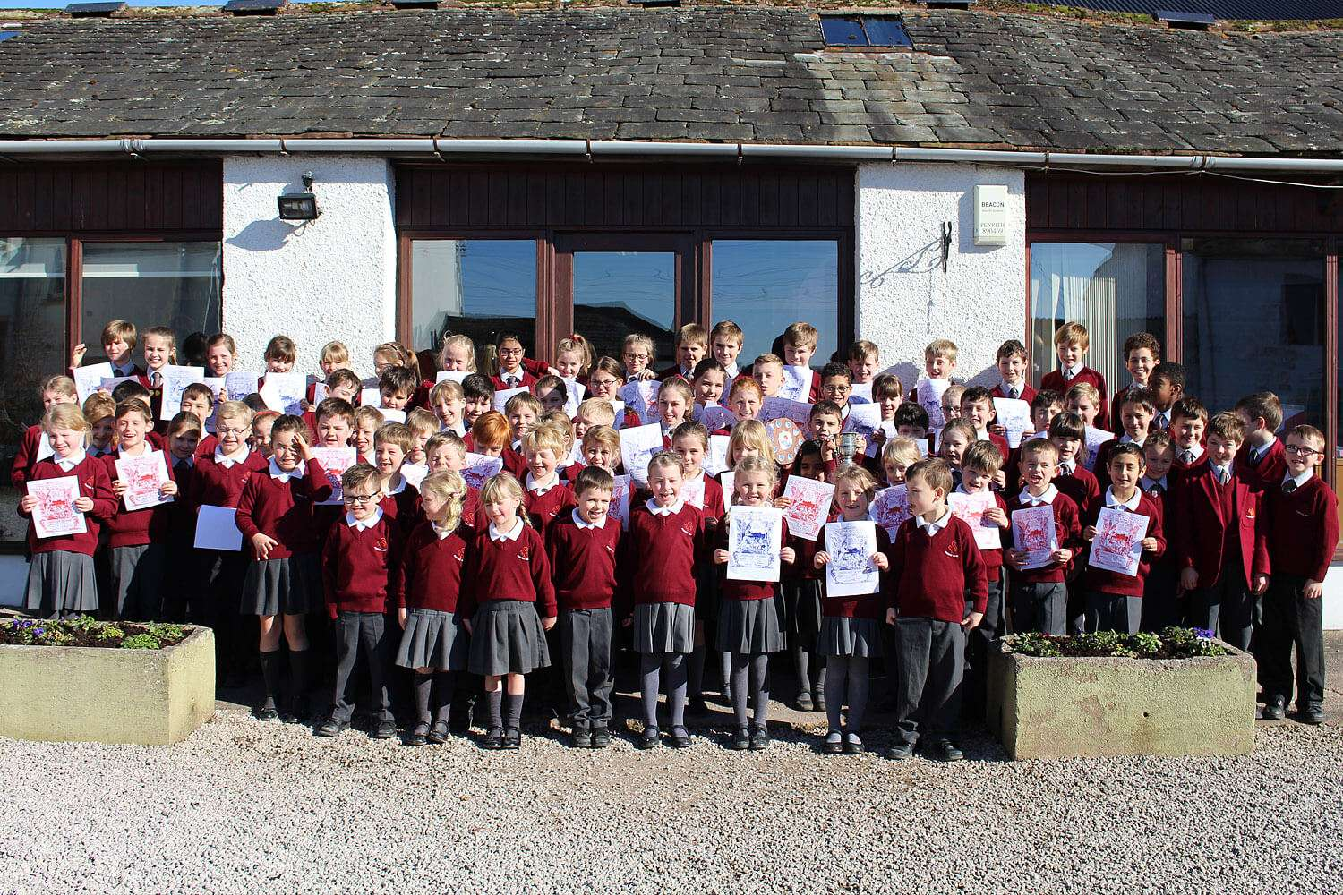 Hunter Hall School: The best in Cumbria