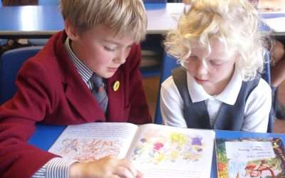 Encouraging children to read for pleasure