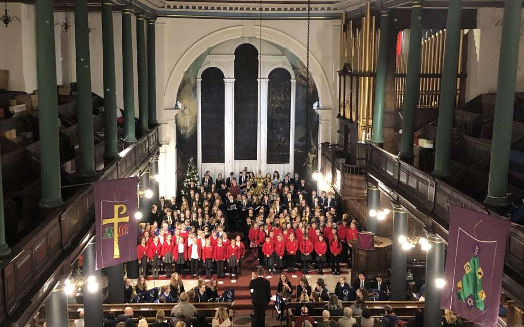 Penrith school's carol concerts return for 35th year!
