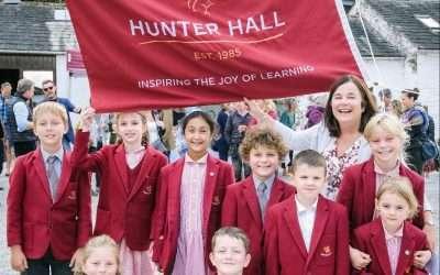 CUMBRIAN SCHOOL 'FLYING HIGH' ON ITS 30th ANNIVERSARY